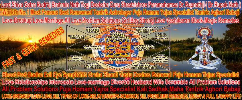 vashikaran black magic specialist psychic